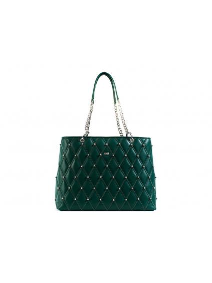 cavalli class jolie shopping kabelka damska velka zelena (2)
