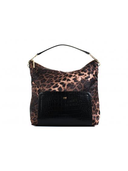 cavalli class avenue leopard damska kabelka velka (2)