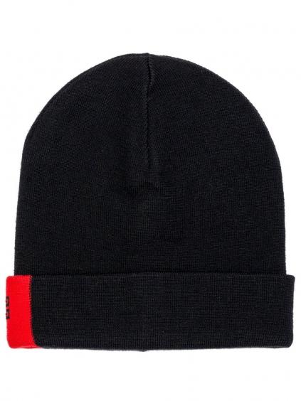 GIVENCHY Logo čierna čiapka (4)