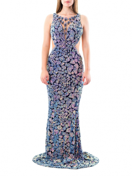 FOR COSTUME dámske šaty dlhé (3)