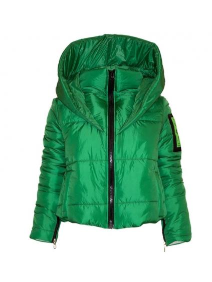 vdr damska bunda zelena 6147 (5)