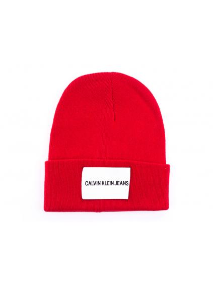 calvin klein jeans cervena ciapka (2)
