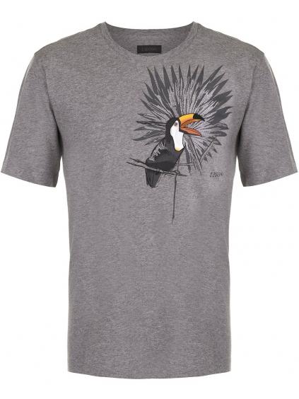 z zegna bird grey panske tricko sive (2)