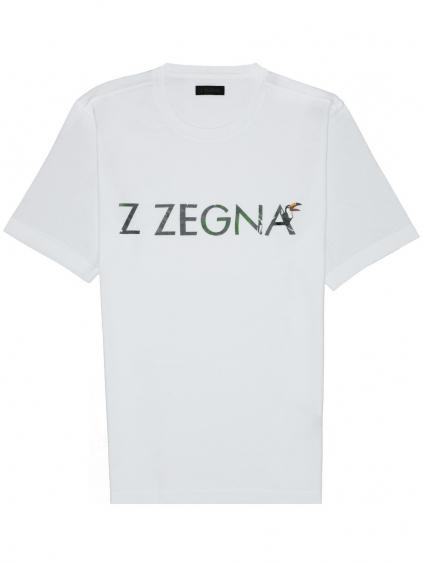 Z ZEGNA Logo tričko (2)
