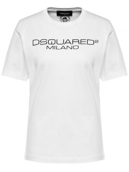 DSQUARED2 Milano dámske tričko (1)