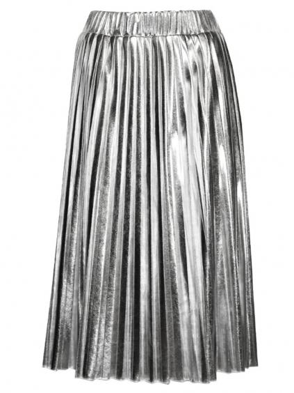#VDR Silver dámska sukňa (4)