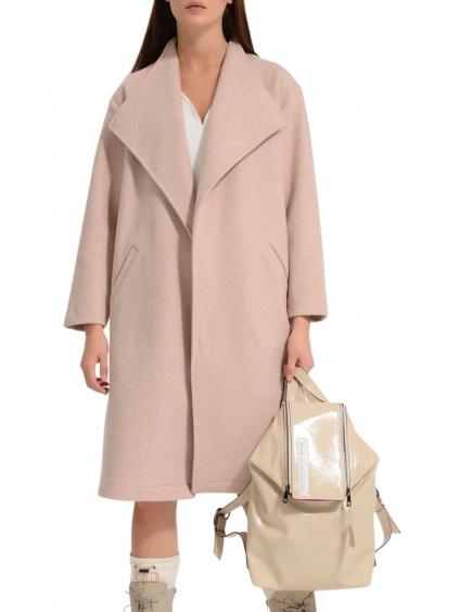 #VDR Beige Elegant kabát (4)