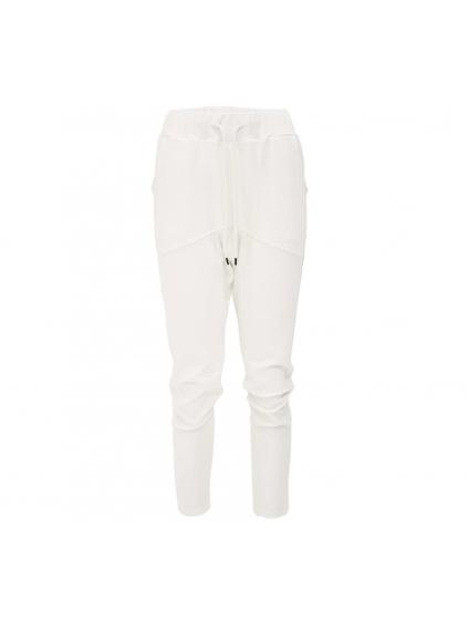 vdr pants 8392 off white biele damske teplaky