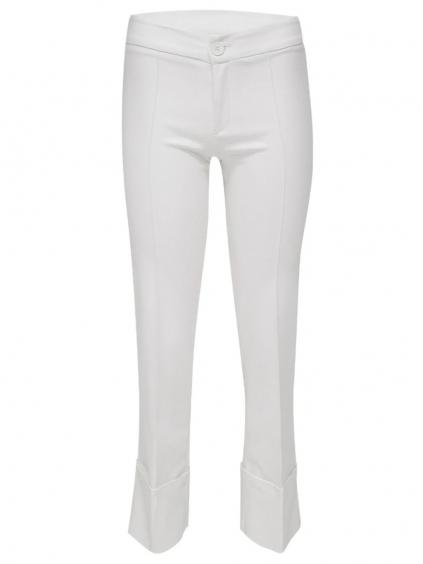 #VDR Ecru Elegant nohavice (1)