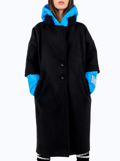 #VDR BlueBlack kabát