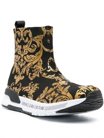 VERSACE JEANS COUTURE Aerodynamic Gold tenisky (3)