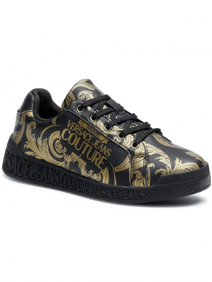 VERSACE JEANS COUTURE Penny Gold tenisky (4)