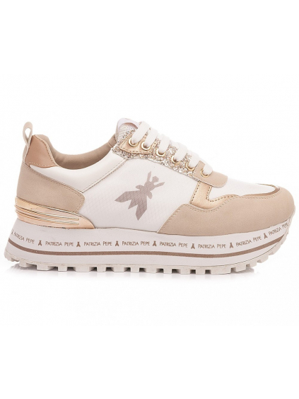 patrizia pepe sneakers bambina p jc 21 tenisky