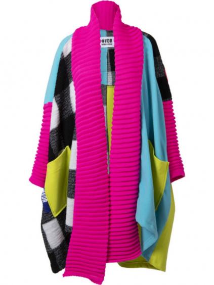 #VDR Multicolor cardigan (4)