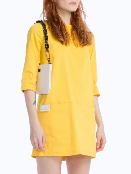 #VDR Giallo šaty (3)