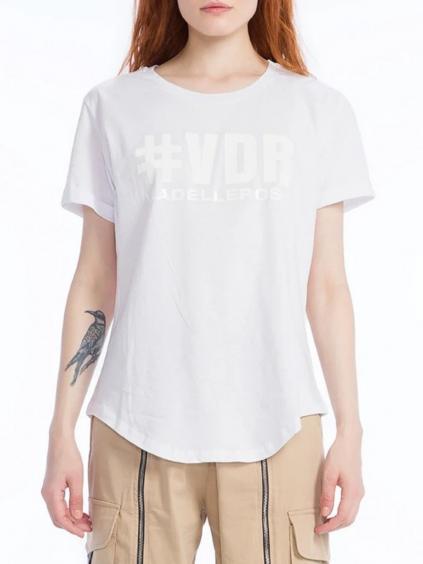 #VDR Bianco tričko (3)
