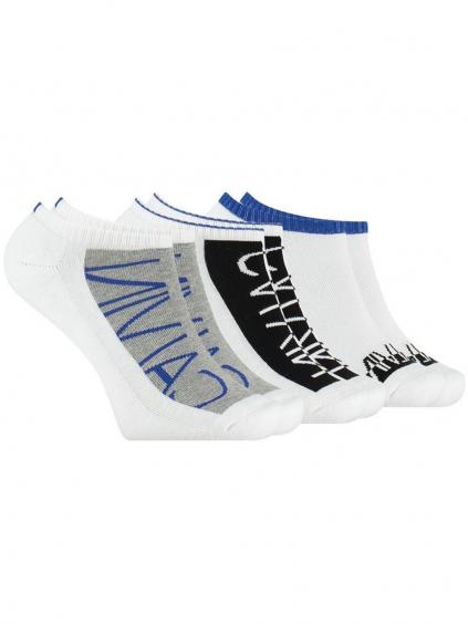CALVIN KLEIN JEANS Combo 3 Pack ponožky (3)