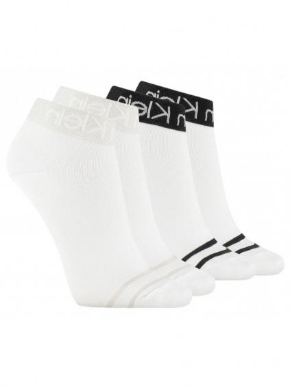CALVIN KLEIN Combo 2 Pack ponožky (10)