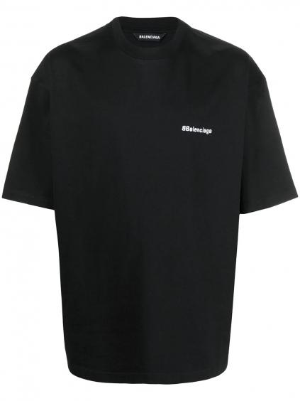 BALENCIAGA Logo tričko