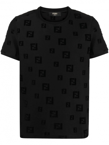 FENDI Monogram tričko (2)