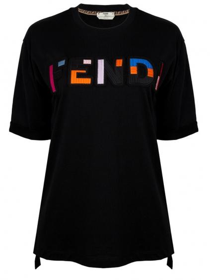 FENDI Logo tričko (1)