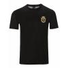 O18C MTK2633 BTE014N 0216 ss crest billionaire pánske tričko čierne zlaté