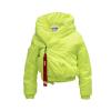 #VDR Giallo Neon prechodná bunda zelená