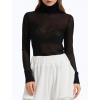#VDR Bluz Black blúzka (1)