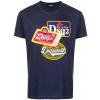 DSQUARED2 Logo Blue tričko