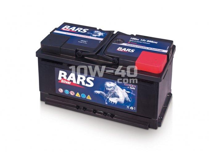 Autobaterie BARS 100Ah 12V 800A