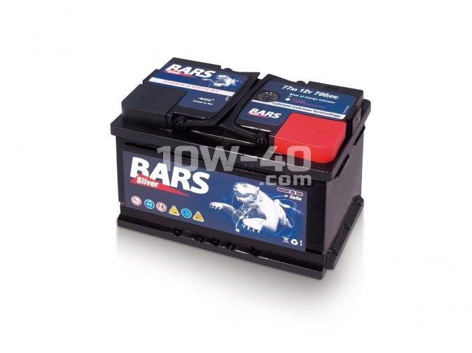 Autobaterie BARS 77Ah 12V 700A