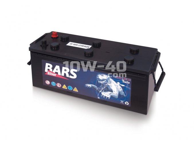 Autobaterie BARS 180Ah 12V 1100A HD