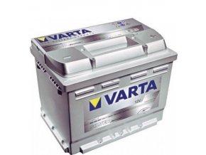Autobaterie VARTA SILVER Dynamic 52Ah 12V C6
