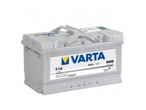 Autobaterie VARTA SILVER Dynamic 85Ah 12V F18
