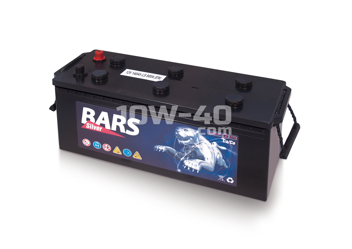 Autobaterie BARS 145Ah 12V 900A HD