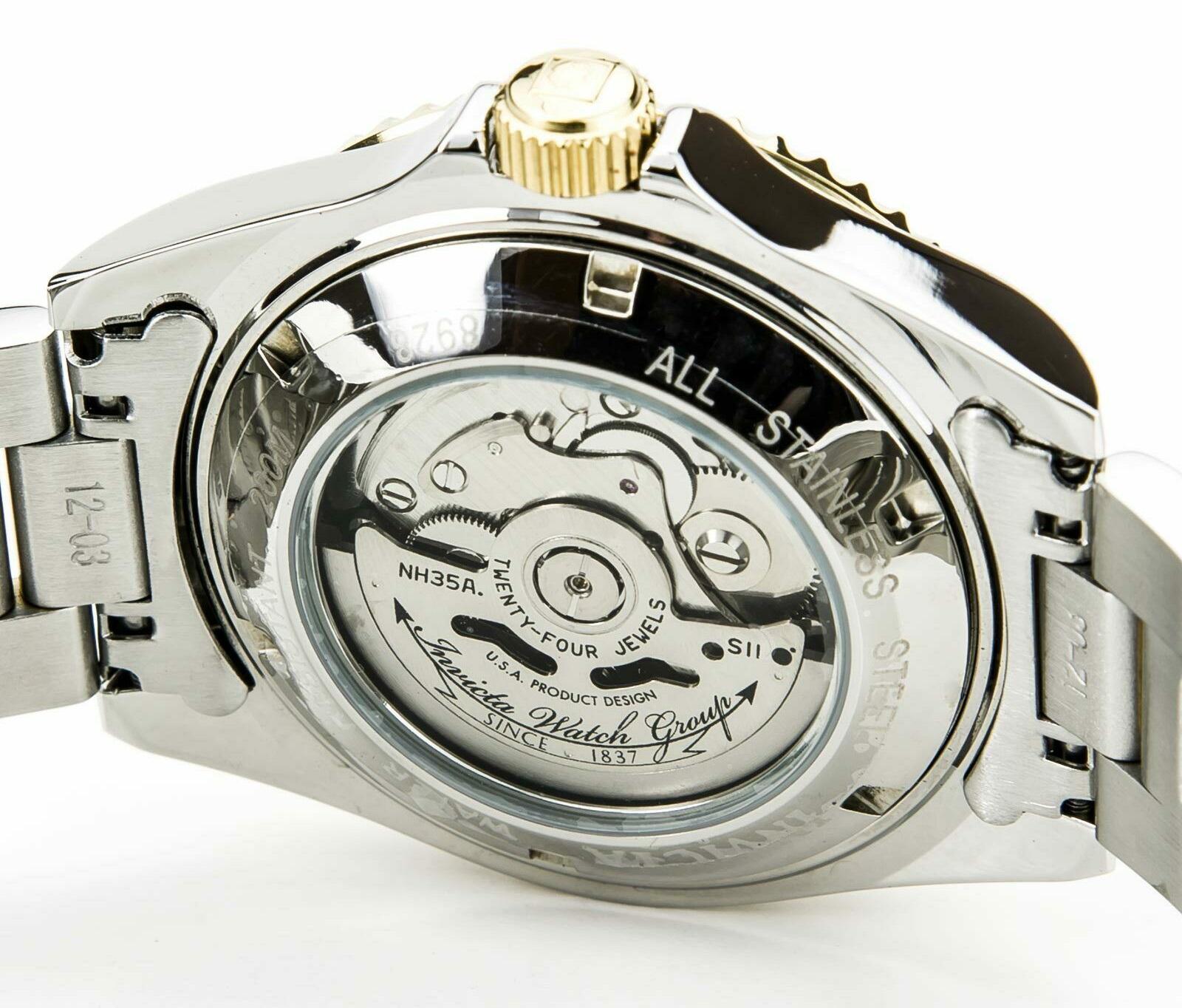 Jak fungují automatické hodinky?