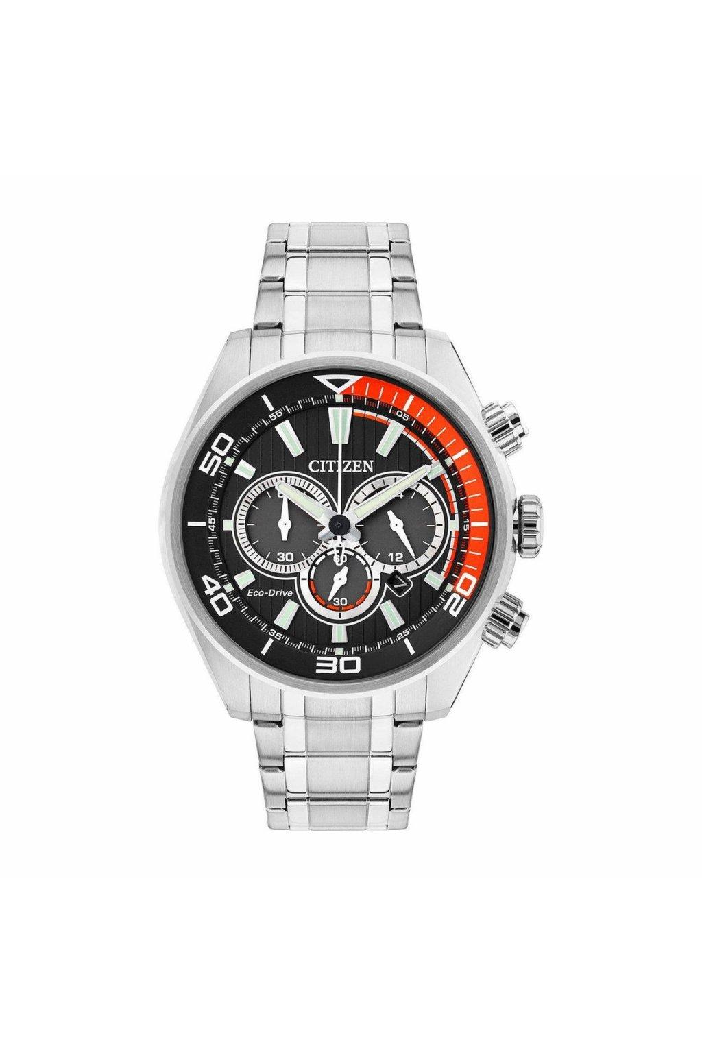 Pánské hodinky CITIZEN Chandler Eco-Drive CA4330-57E