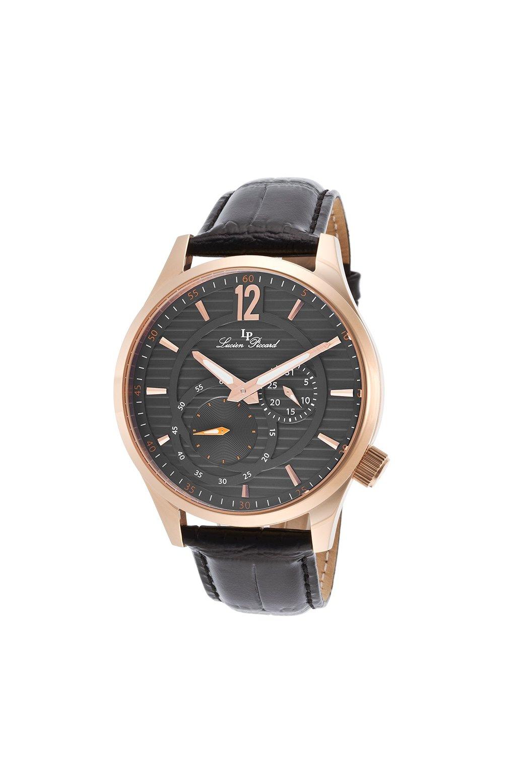 lucien piccard lp 40022 rg 014 burano mens quartz watch 2