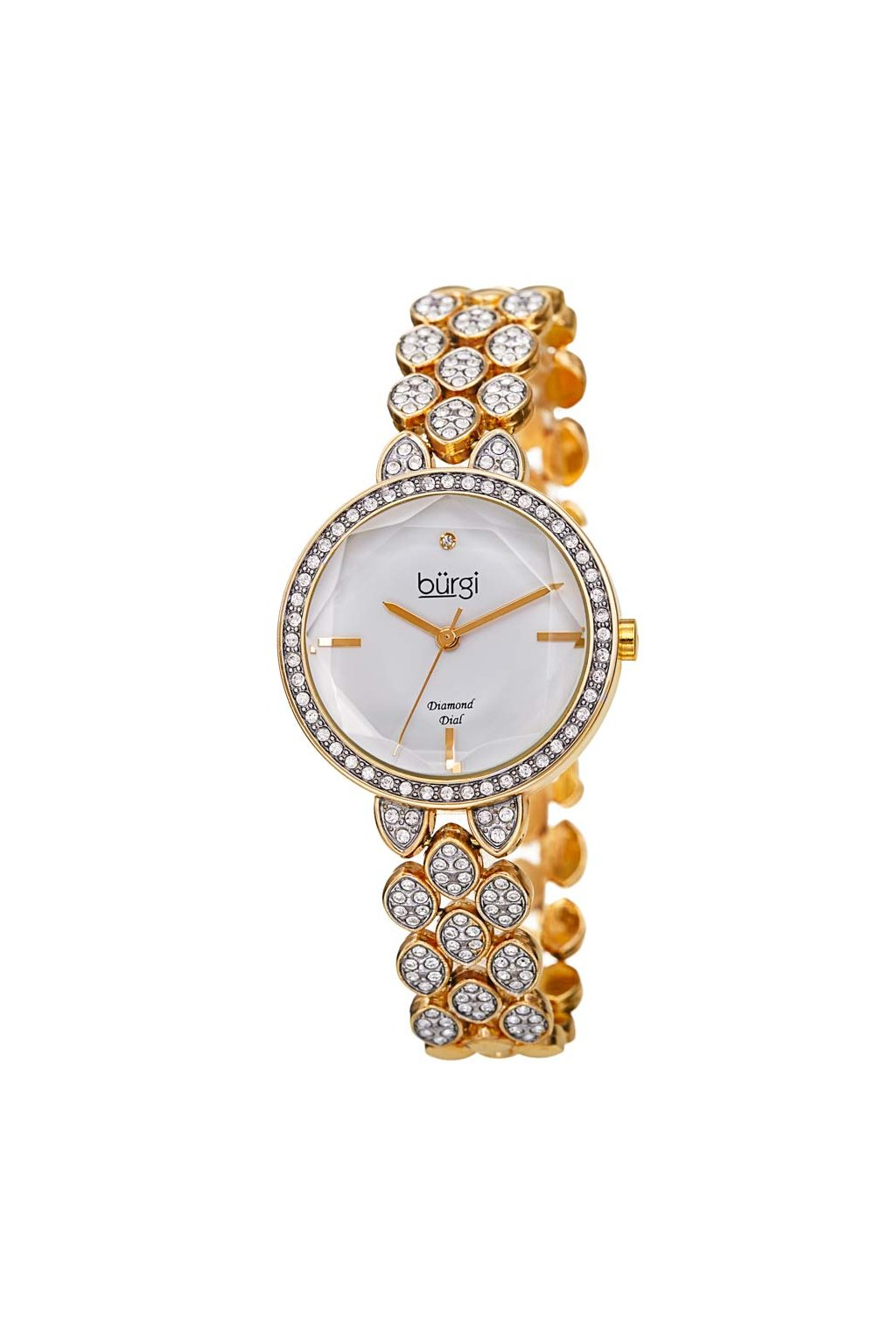 burgi bur232yg ladies quartz watch 5