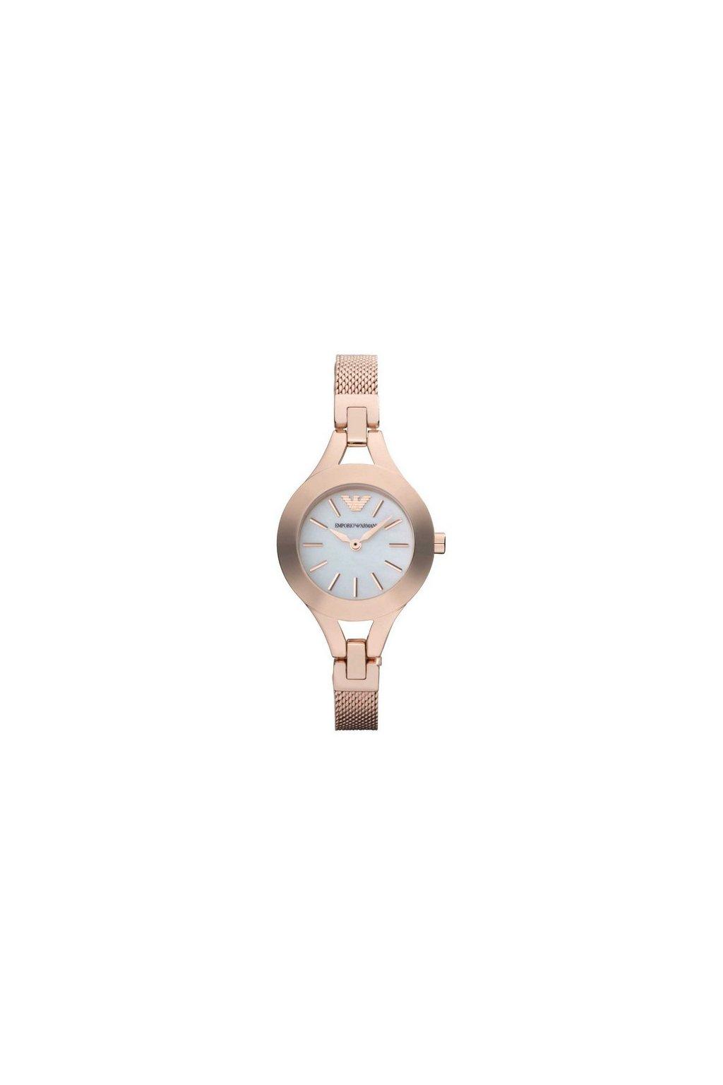 damske hodinky armani ar7329 28 mm