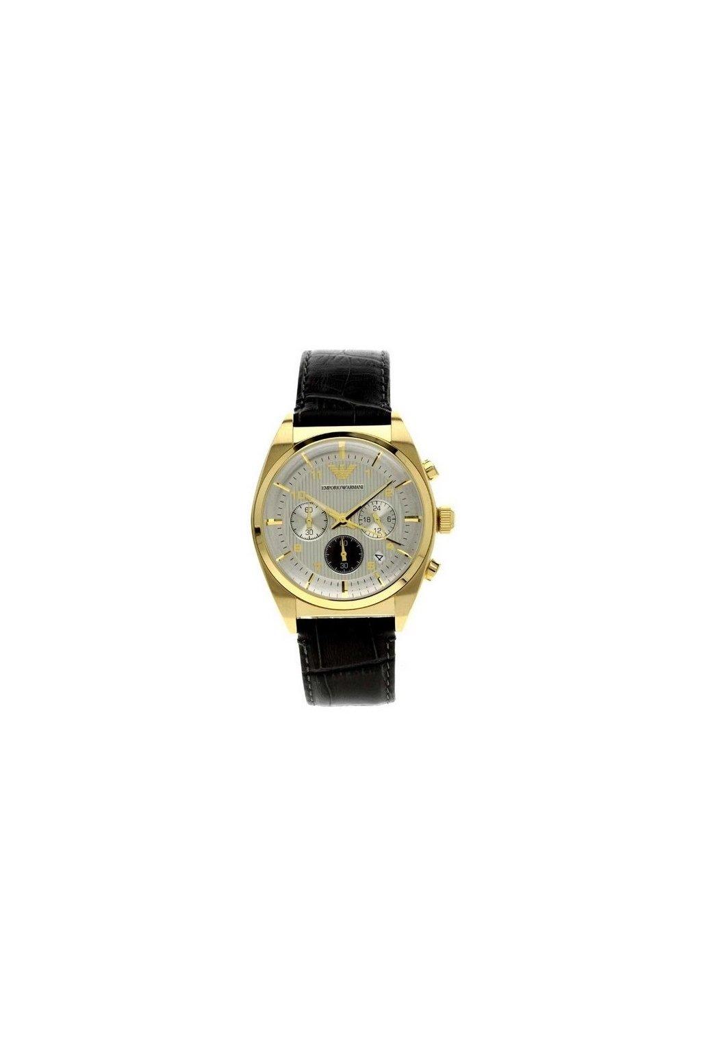 panske hodinky armani ar0372 42 mm