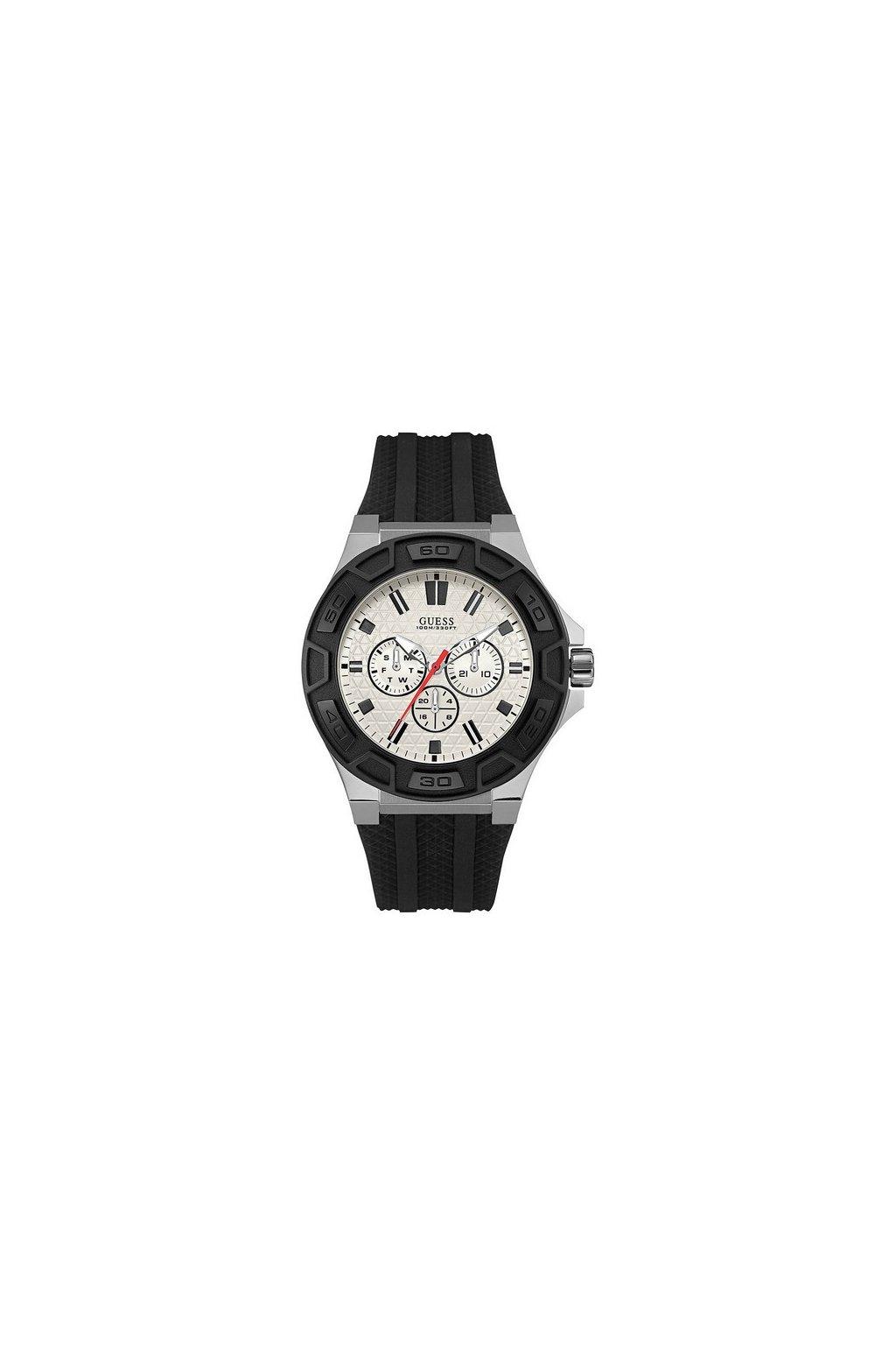 panske hodinky guess w0674g3 45 mm