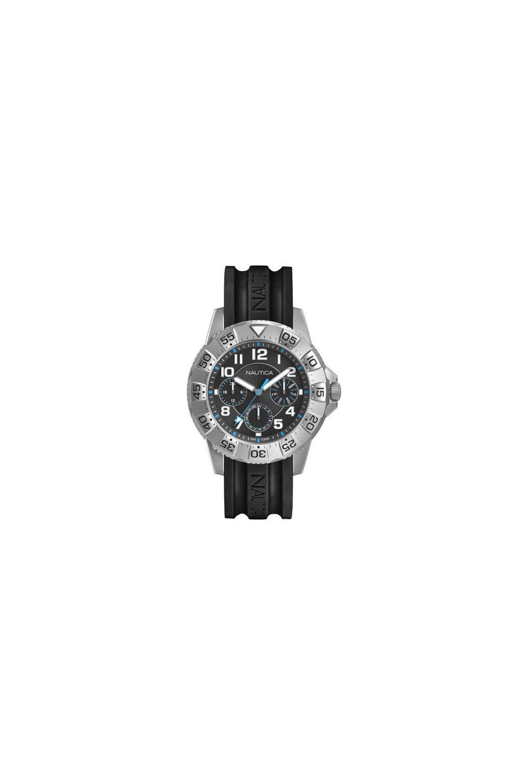 panske hodinky nautica nad13541g 44 mm