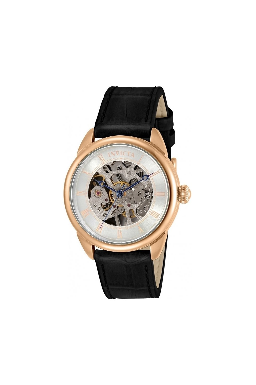 invicta specialty automatic silver dial ladies watch 31152