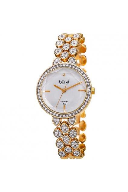 burgi bur232yg ladies quartz watch 5