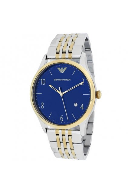Emporio Armani Mens AR1868 Classic Two Tone Stainless Steel Watch bf1287d8 129b 484b 96e9 5bfbbe57b90f 600