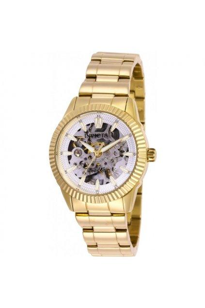 Dámské hodinky INVICTA Objet D Art 26363 automatické