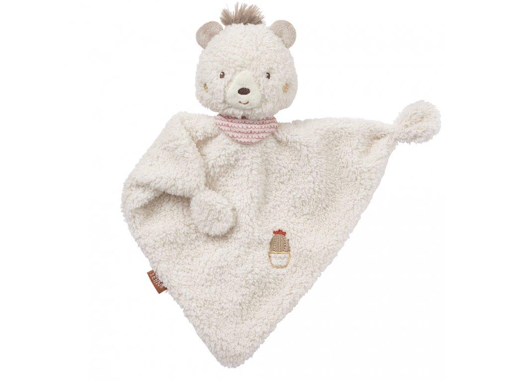 Baby Fehn maznáčik Peru Medveď