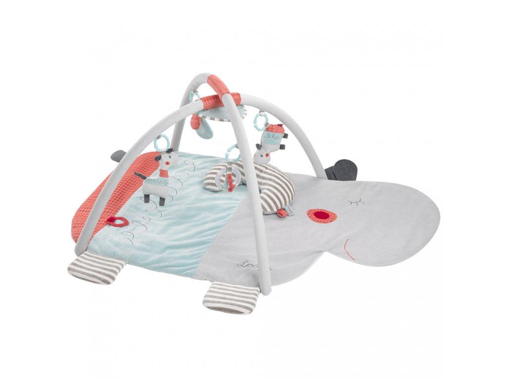 Baby Fehn 3D aktivity deka Loopy&Lotta