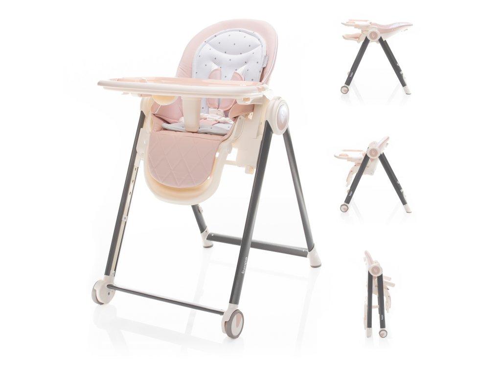 Detská jedálenská stolička Zopa Space